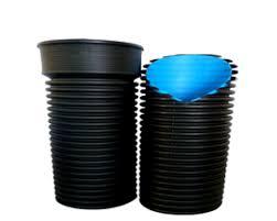 Ống nhựa HDPE 2 lớp  trơn GOOD Thoát nước