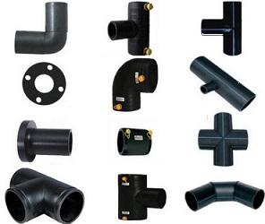 Phụ kiện ống nhựa HDPE trơn